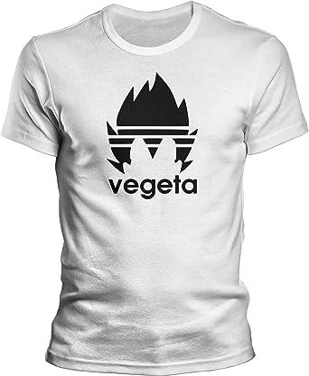 DragonHive Dragon Ball Z Goku Parodie Vegeta - Camiseta para Hombre: Amazon.es: Ropa y accesorios