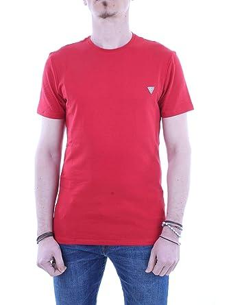 a3416ff09f Guess Jeans M92I04-J1300-CN-SS-CORE-TEE Shirt Men: Amazon.co.uk ...