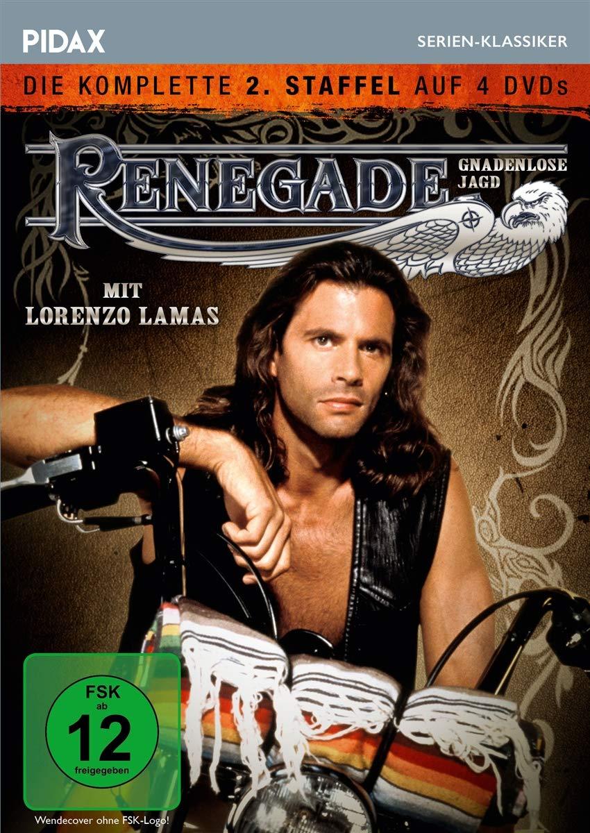 Renegade - Gnadenlose Jagd, Staffel 2 / Weitere 22 Folgen der ...