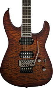 Jackson Pro Series SL2Q Soloist Electric Guitar Level 2 Transparent Root Beer 888365916491