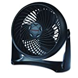 Honeywell HT-900 TurboForce Air Circulator Fan, Black