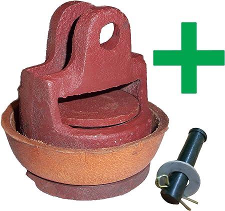 Ersatzteil Kolben Durchmesser Ø 50 mm für Kolbenpumpe Wasserpumpe