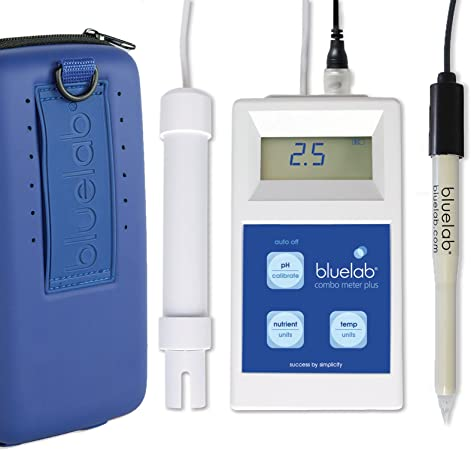 Bluelab pH /& Ec Tester Pens Combo Kit For Hydroponic Growing