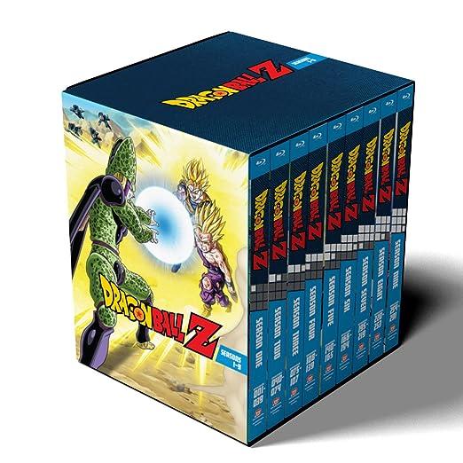 Amazon.com: Dragon Ball Z: Seasons 1-9 Collection (Amazon ...