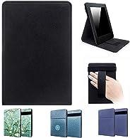Capa Kindle Paperwhite Gerações Anteriores (Não Compatível com Novo Kindle Paperwhite 10ª Geração) Freedom Preta