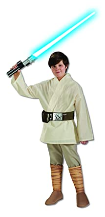 Rubies Star Wars Classic Childs Deluxe Luke Skywalker Costume