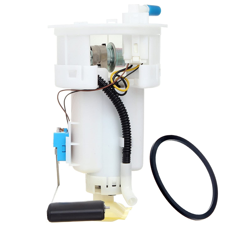 Eccpp Electric Fuel Pump Module Assembly W Sending Unit 2004 Hyundai Santa Fe Replacement For Accent Kia Rio Rio5 2006 2007 2008 2009 2010 2011 L4 16l