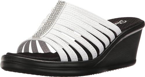 Rumblers Hot Shot Wedge Sandal