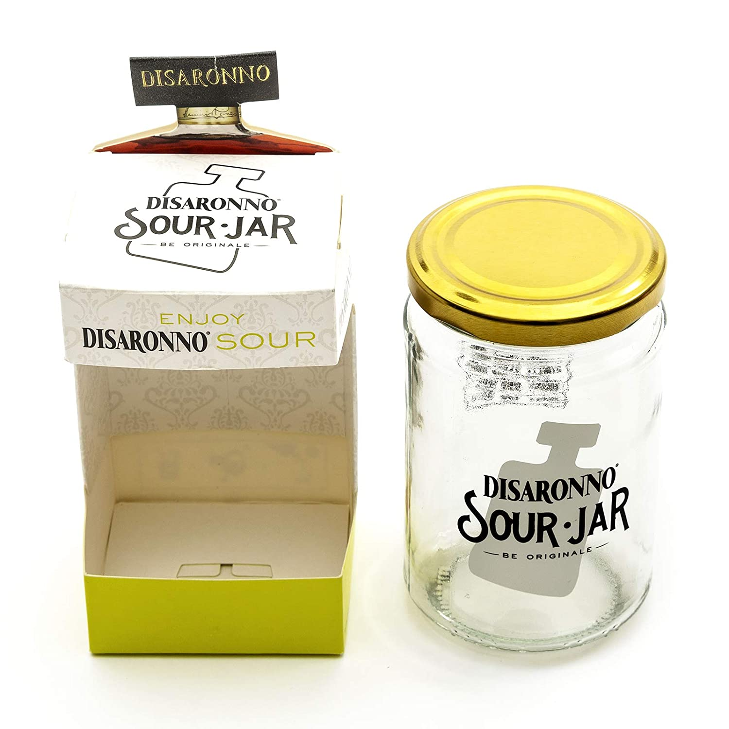 Genuine Limited Edition Cocktail Jar Complete With Presentation Box