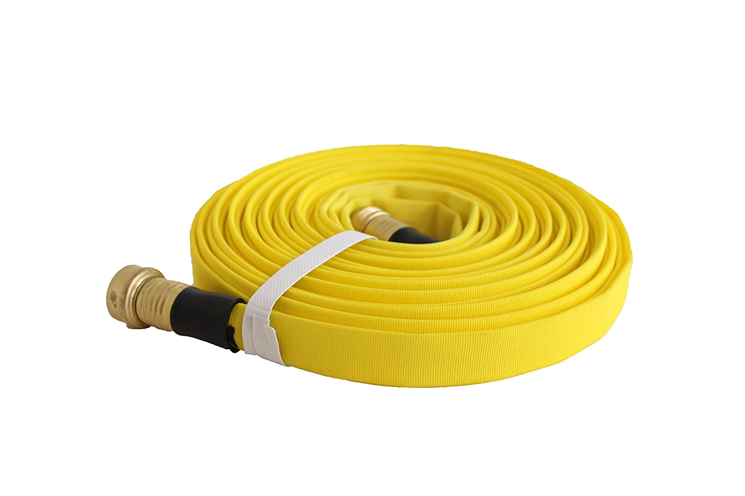 Amazoncom WASP Forestry Grade Lay Flat Hose with Garden Thread