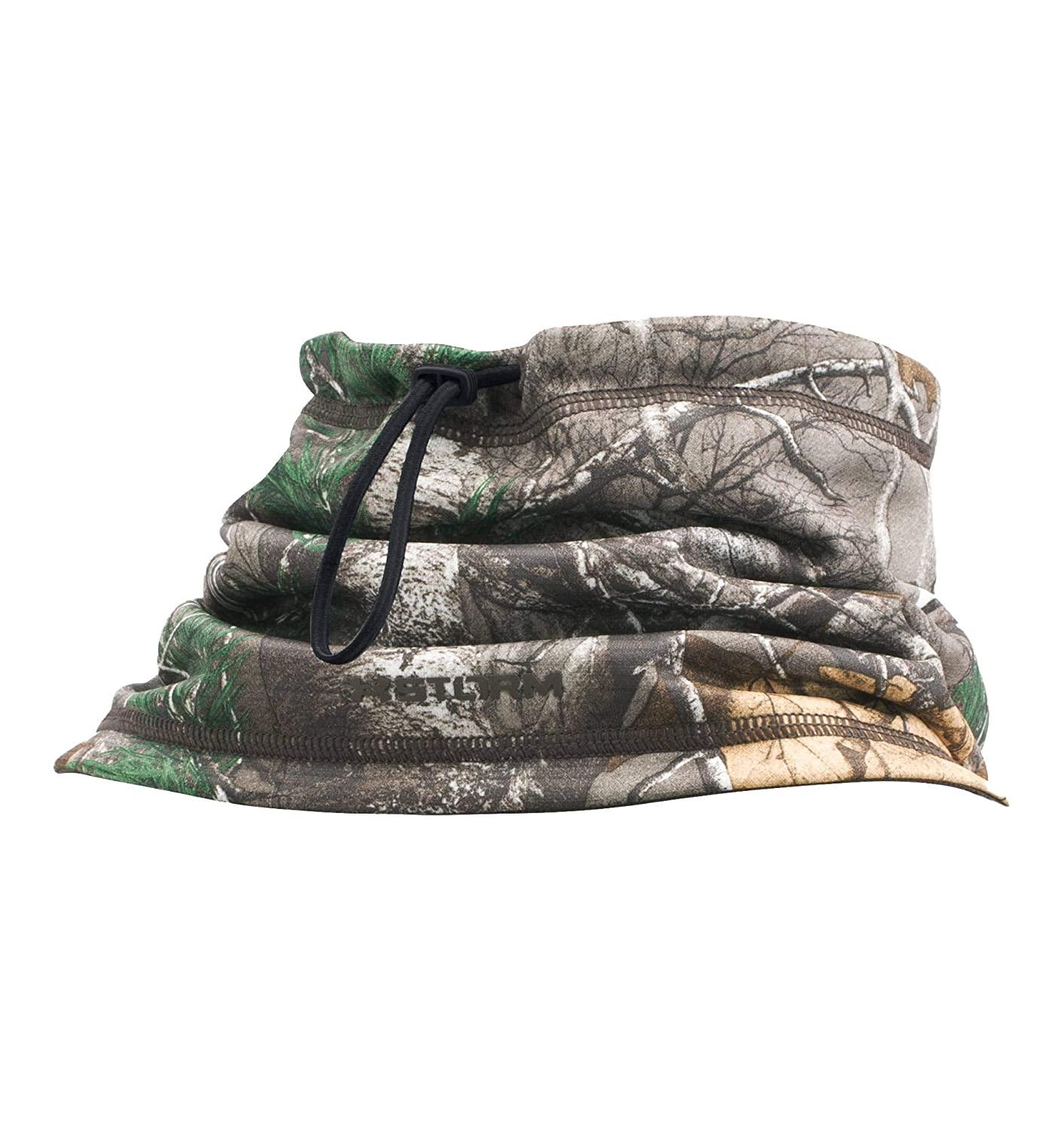 //Black One Size Under Armour Accessories 1300479 Under Armour Mens SC Storm Neck Gaiter Realtree Max 5 901