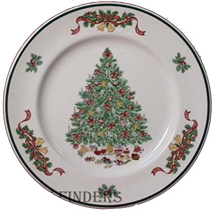 Christmas Platter Plates.Johnson Brothers Victorian Christmas Dinner Plate 10 7 8