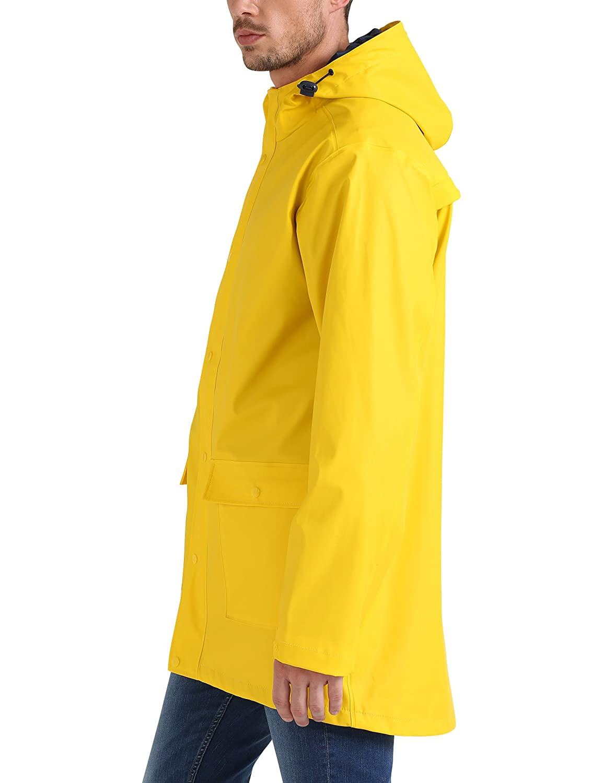 Lower East Mens Raincoat