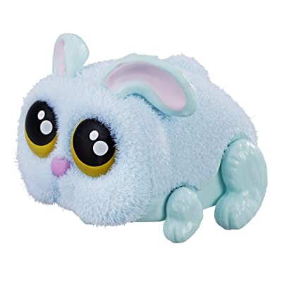 Yellies! Sir Bunnington Voice-Activated Bunny Pet Toy for Kids Ages 5 and Up: Toys & Games