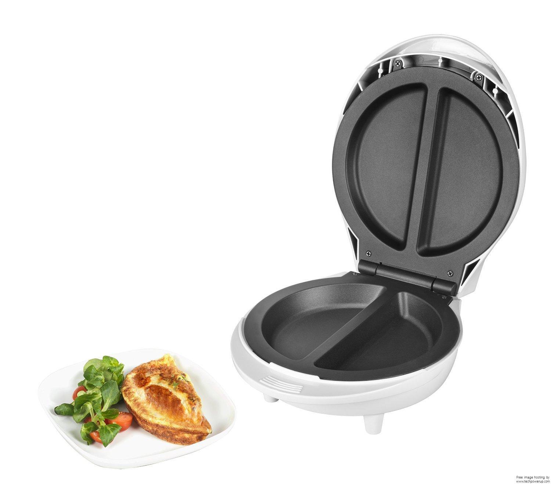 Elgento E27011 Non Stick Omelette Maker - White
