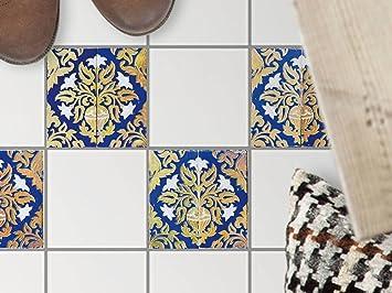 Fußboden Fliesen Aufkleber ~ Fliesenaufkleber für boden fliesen sticker aufkleber folie für