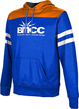 School Spirit Sweatshirt Manhattan College Mens Pullover Hoodie Gameday