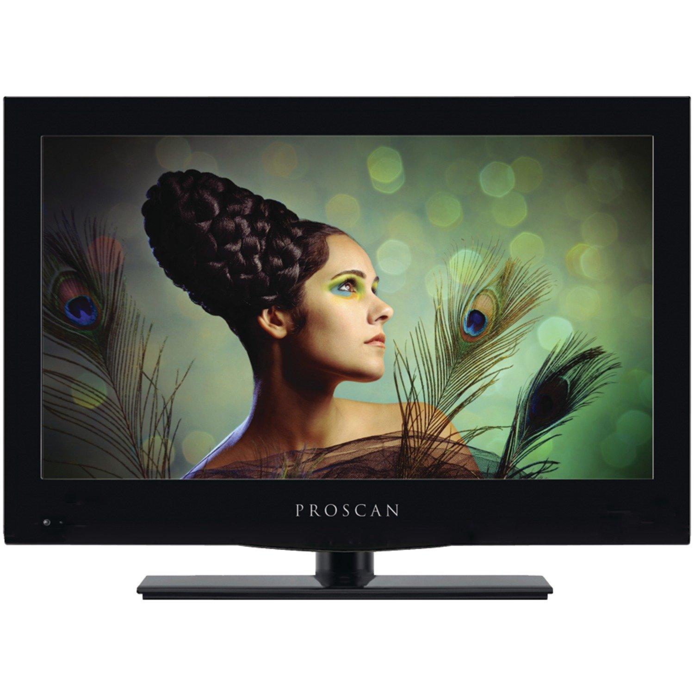 Proscan PLED1960A-H 19-Inch LED HDTV Curtis PLED1960A-D/ PLED1960A-H