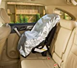 Car Seat Sun Shade Cover - Keep Your Baby's Carseat