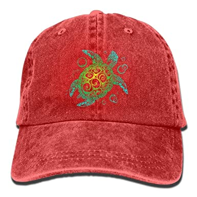 adb5d312c89 Image Unavailable. Image not available for. Color  Cool Baseball Cap Sea  Turtle ...