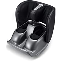Naipo Voetmassageapparaat met inklapbaar design, met warmte-, vibratie- en luchtcompressiefunctie, voor shiatsu en…