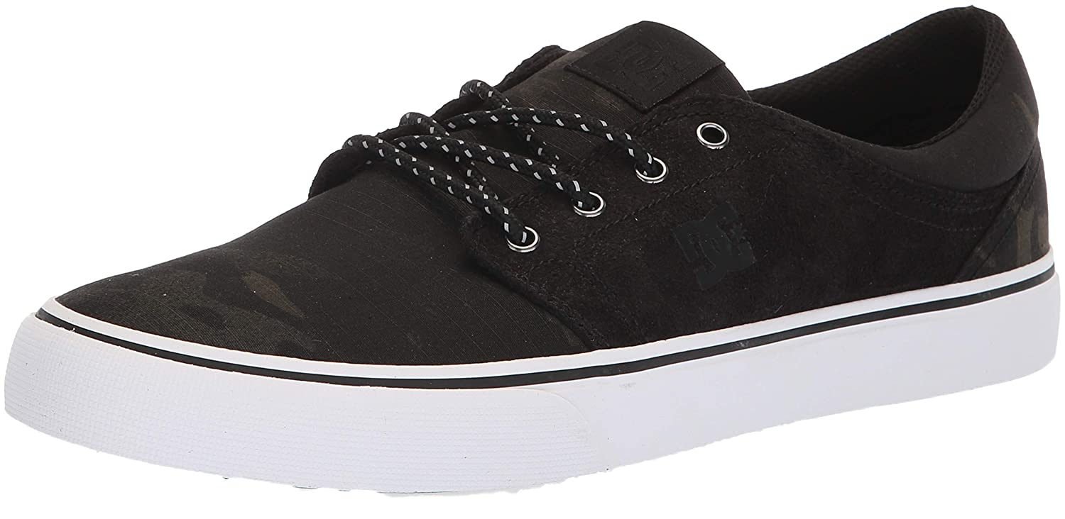 e02ebda56b2d Amazon.com  DC Men s Trase TX SE Skate Shoe  Dc  Shoes