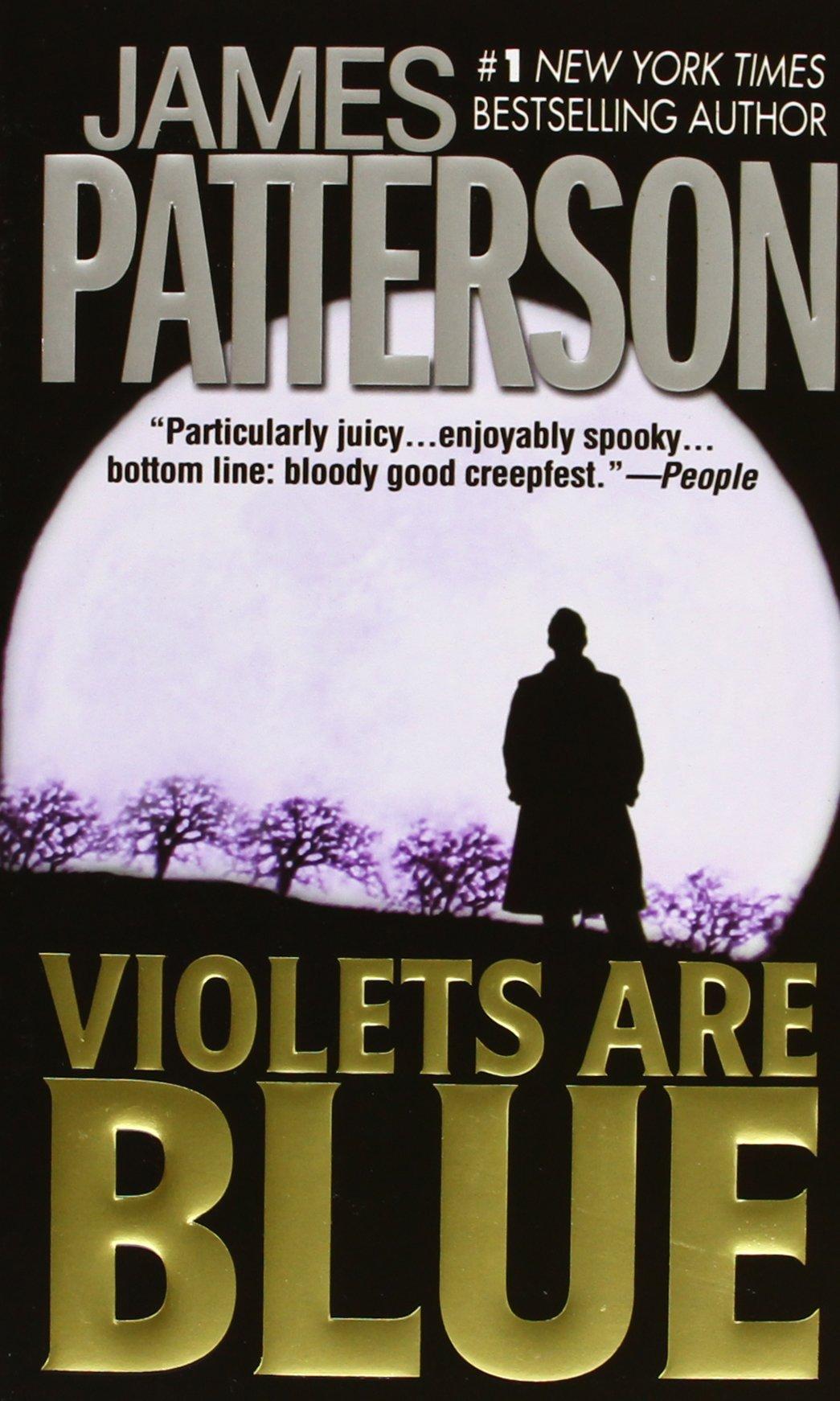 Image result for james patterson violets are blue
