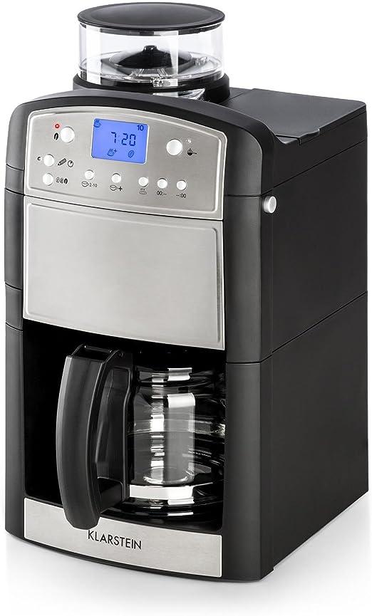 Klarstein Aromatica - Máquina de café, Máquina con filtro, Filtro ...