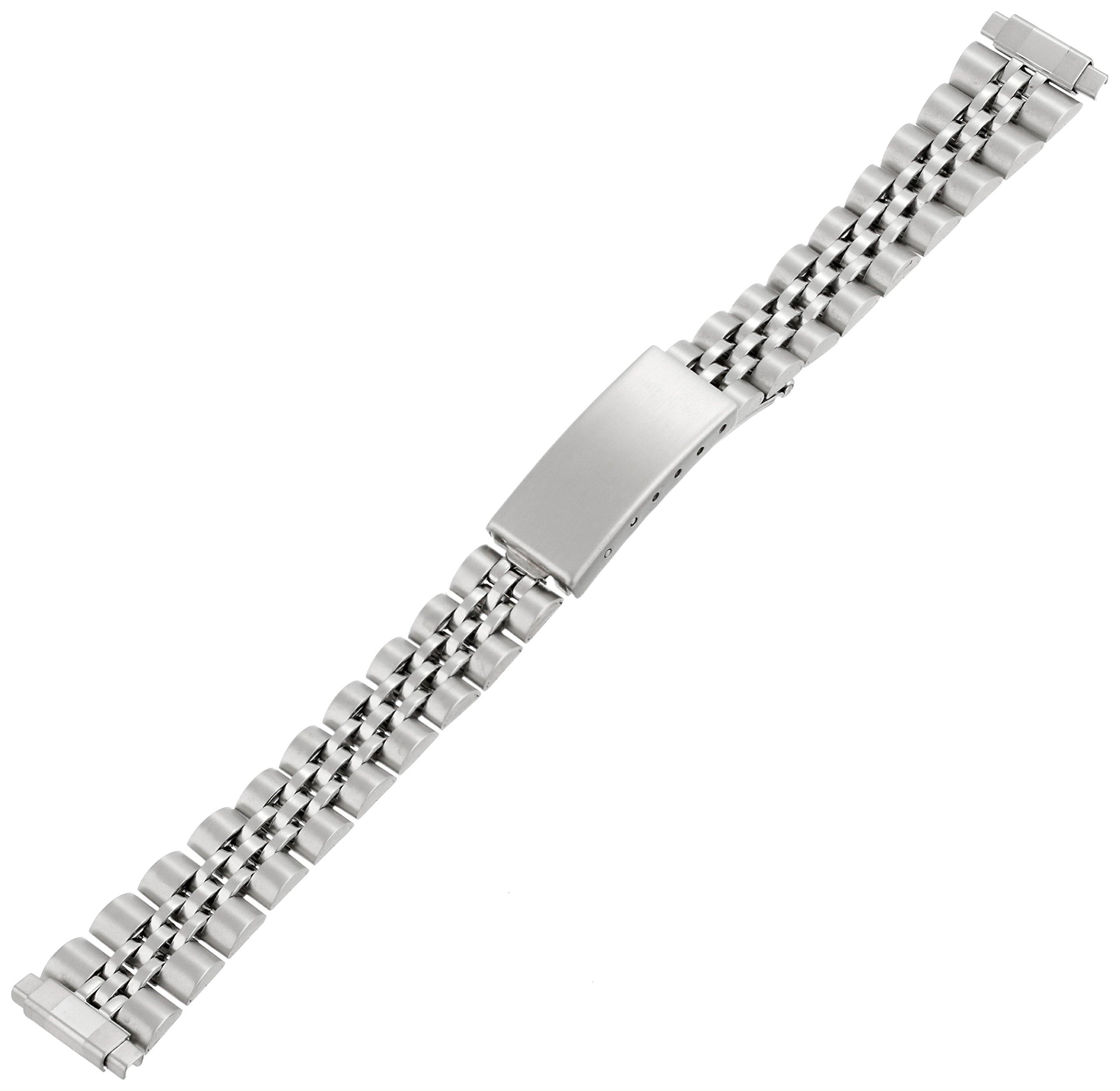 Hadley-Roma Women's LB5392RWSQ 14 Bracelet Link Style Watchband