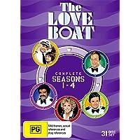 The Love Boat: Seasons 1 - 4