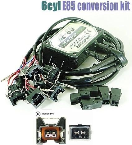 KIT ETHANOL E85 KIT ETHANOL FLEX KIT DE CONVERSION BIOETHANOL E85-4 CYL