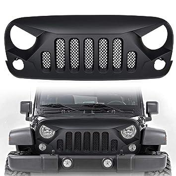 Jeep Wrangler Accessories 2017 >> Amazon Com Sxma Jeep Wrangler Accessories Grille Gladiator