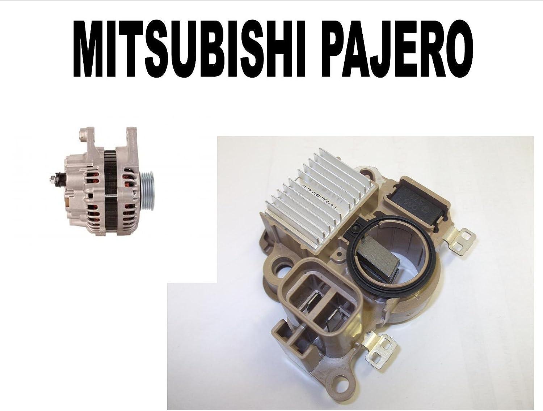Regulador alternador para Mitsubishi Pajero/Shogun MK2 MK II 3.0 3.5 24V V6 1994 1995 1996 1997 1998 1999