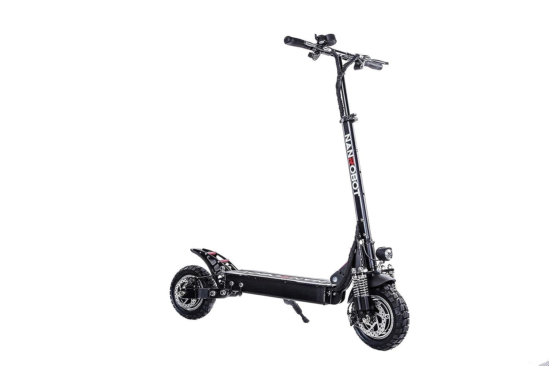 Amazon.com: NANROBOT D4+ Pro Scooter eléctrico de alta ...
