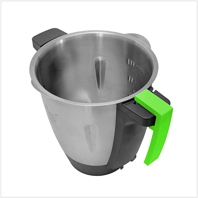 Compra Coolina - Mango para grifo de mezclas Monsieur Cuisine Connect (MCC), color verde en Amazon.es