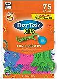 Dentek Kids Fun Flossers, 75 Floss Picks