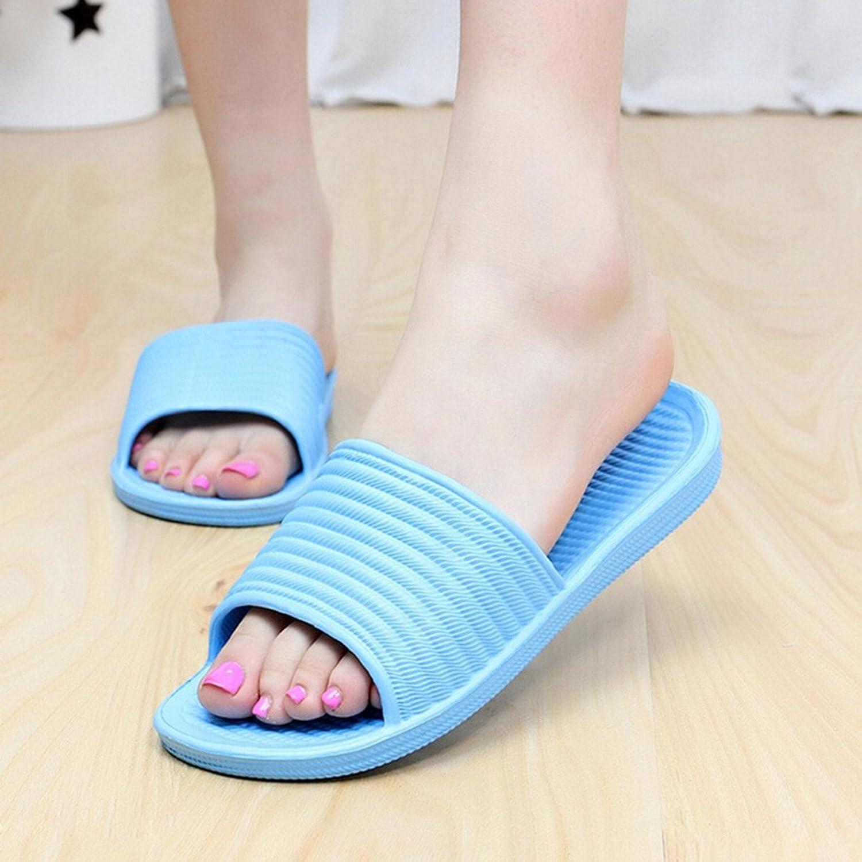 Mens Summer Sandals - Fashion Bath Slippers House Sandals Indoor/Outdoor Floor Slippers
