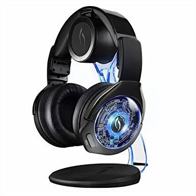 PDP - Auricular Afterglow Wireless Con Torre Negro (PS4, PS3): Amazon.es: Videojuegos