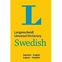 Langenscheidt Universal Dictionary Swedish: English-Swedish / Swedish-English (Langenscheidt Universal Dictionaries)