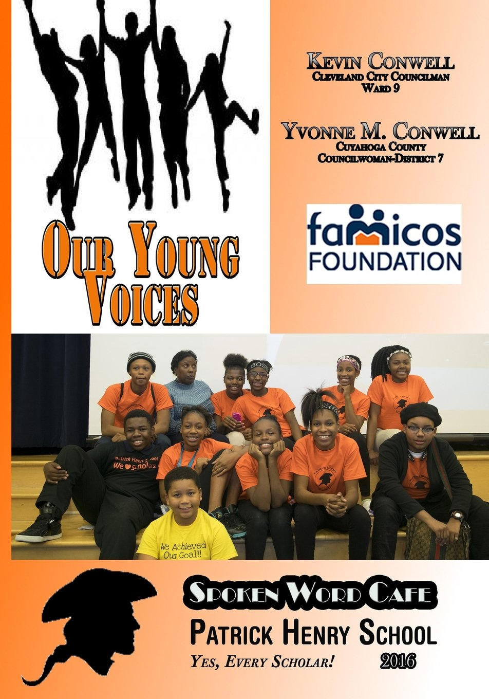Our Young Voices: Spoken Word Cafe Patrick Henry School pdf epub