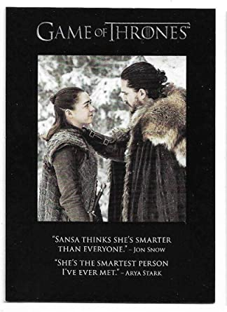 q71-q79 Game of thrones saison 8 TRADING CARDS THE QUOTABLE Special-Set