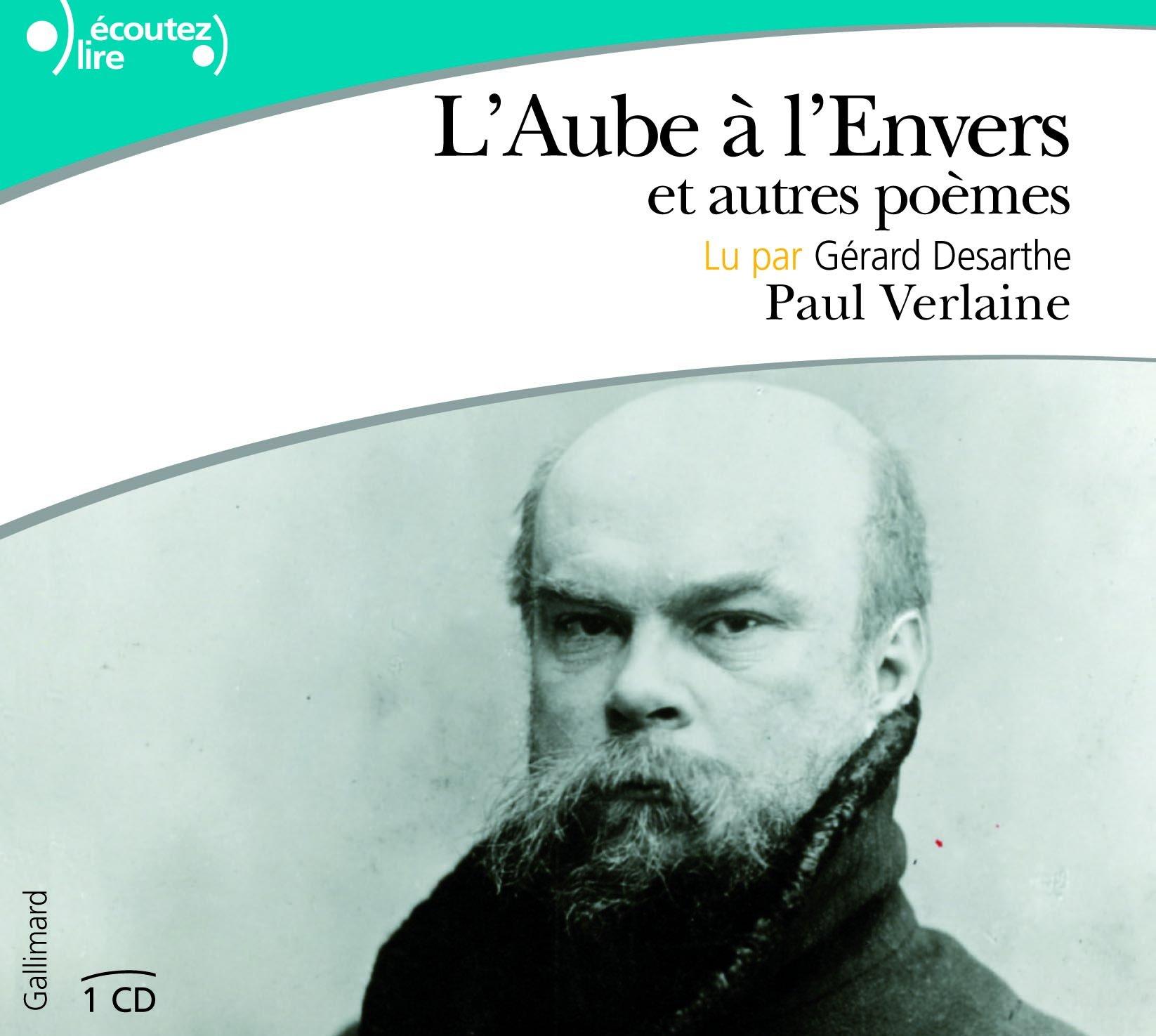 Laube à Lenvers Et Autres Poèmes Amazones Paul Verlaine