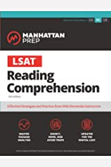 LSAT Reading Comprehension (Manhattan Prep LSAT Strategy Guides) Kindle Edition