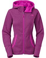 The North Face Banderitas Hoodie Womens Small Dramatic Plum Heather