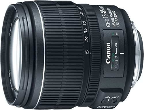 Canon EF-S 15-85mm f/3.5-5.6 IS USM UD Standard Zoom Lens for Canon