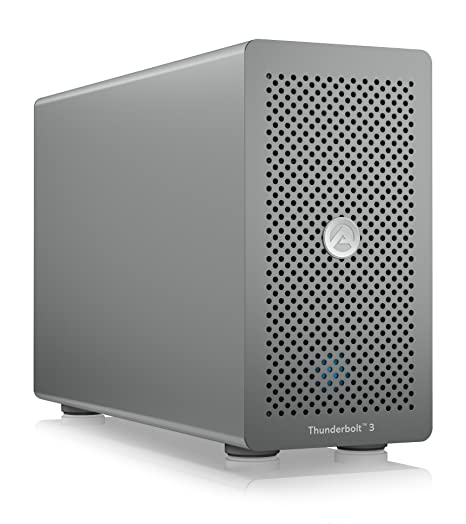 Akitio Node Lite (1 x PCIe - Thunderbolt 3): Amazon.es: Informática