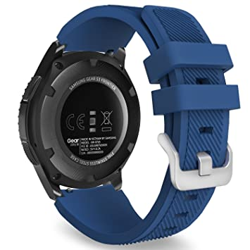 MoKo Gear S3 Frontier/Classic Watch Correa: Amazon.es: Electrónica