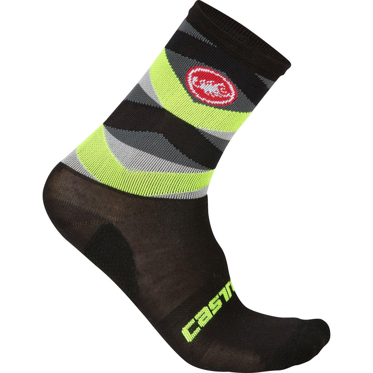 Castelli 2016/17 Fatto 12 Cycling Sock - R16576