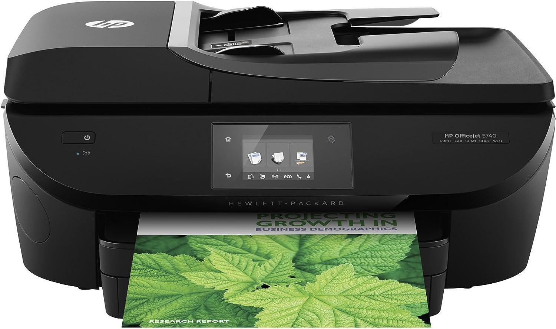 HP Officejet 5740 e-All-in-One Printer - Impresora multifunción ...