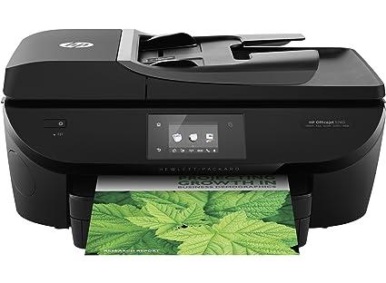 HP Officejet 5740 e-All-in-One Printer - Impresora multifunción (Inyección térmica de Tinta HP, hasta 1000 páginas, Sí, hasta 12 ppm, hasta 8 ppm, ...